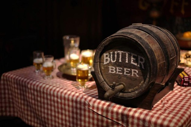 Butter Beer in Drinks - Harry Potter Theme Wedding Ideas