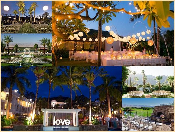 Palm Springs Weddings Venues - A2zWeddingCards