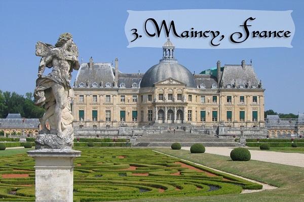Maincy, France - A2zWedingCards