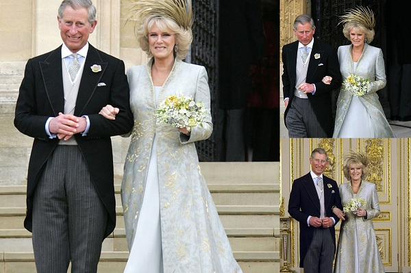 Duchess of Cornwall-Camilla - A2zWeddingCards
