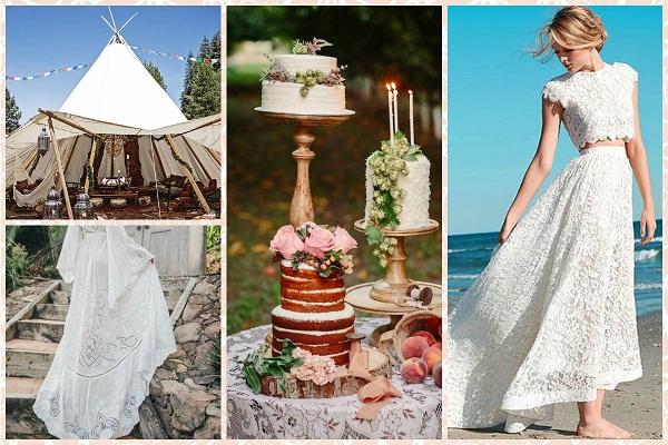 Coachella Lounge, wedding cakes & Dresses - A2zWeddingCards