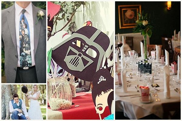 Quirky movie wedding theme - A2zWeddingCards