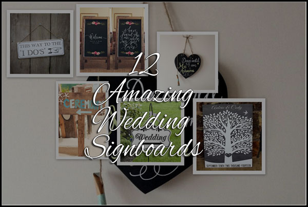Wedding-Signboards - A2zWeddingCards