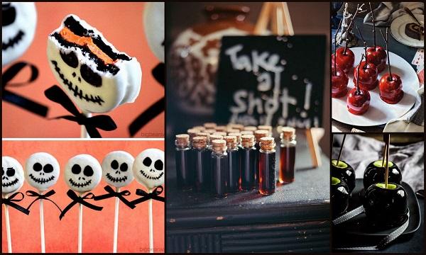 Halloween Foods - A2zWeddingCards