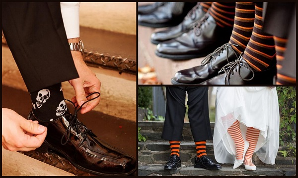 Halloween Socks - A2zWeddingCards