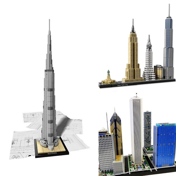 LEGO Architecture Skyline Models - Wedding Gifts - A2zWeddingCards