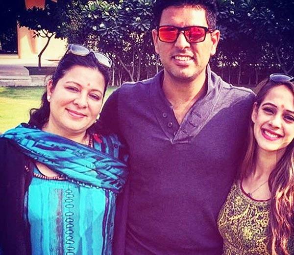Yuvraj Singh Hazel Keech Wedding9