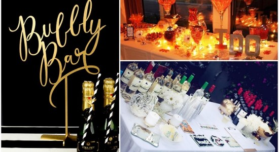 Winter Wedding Drinks - A2zWeddingCards