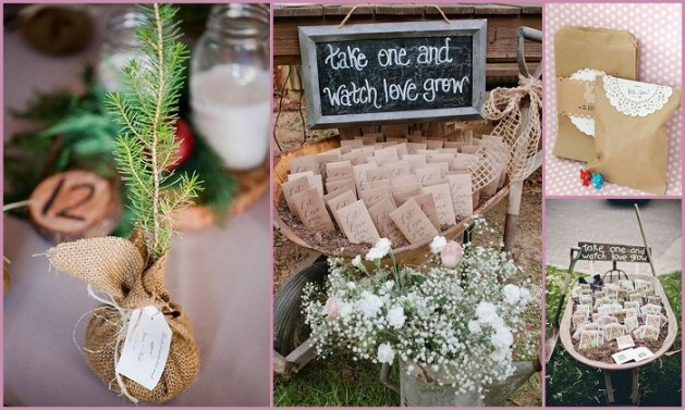 15 Wedding Favors that Cost Under $1-8