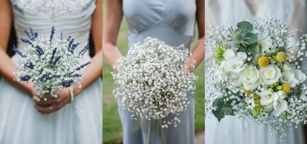 Baby Breath Bridal Bouquet