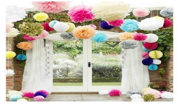 OrigamiWedding-Floral-decor-A2zWeddingCards
