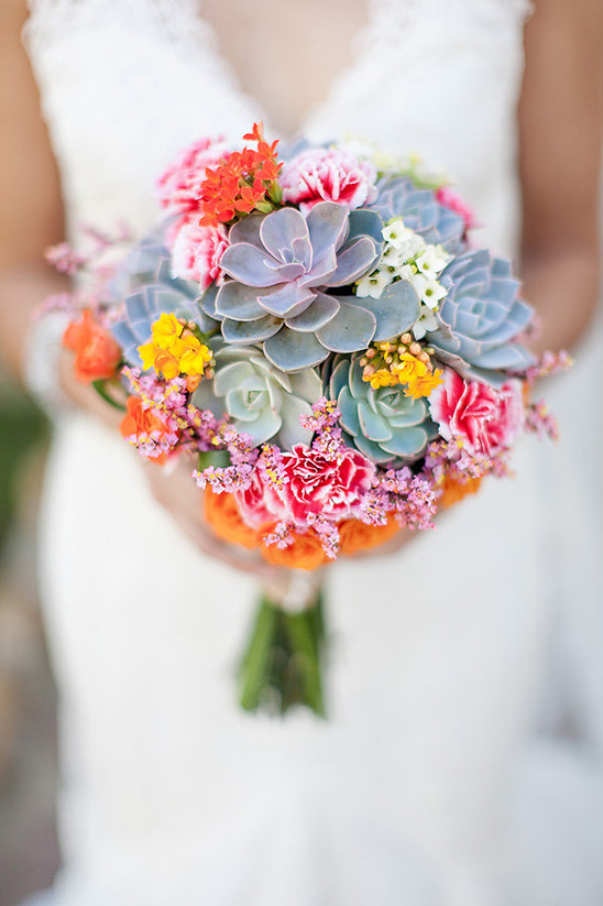 Spanish-Style-Wedding-Bouquet-A2zWeddingCards