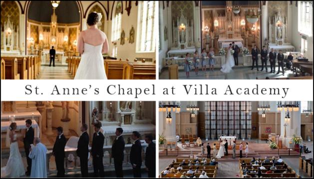 St. Anne's Chapel at Villa Academy