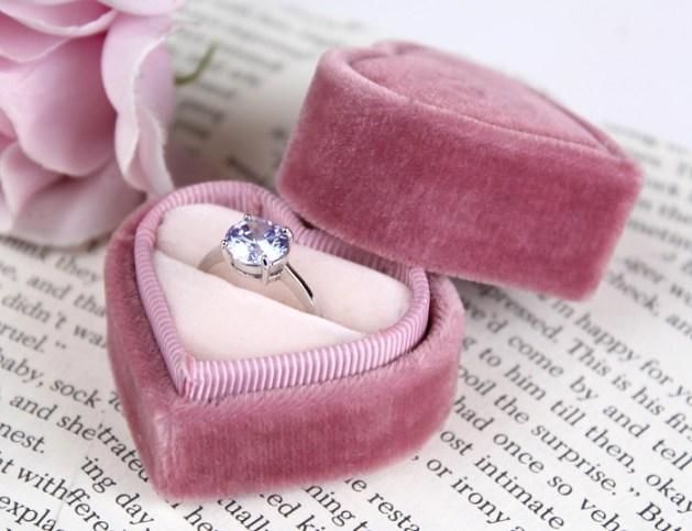 Custom ring box