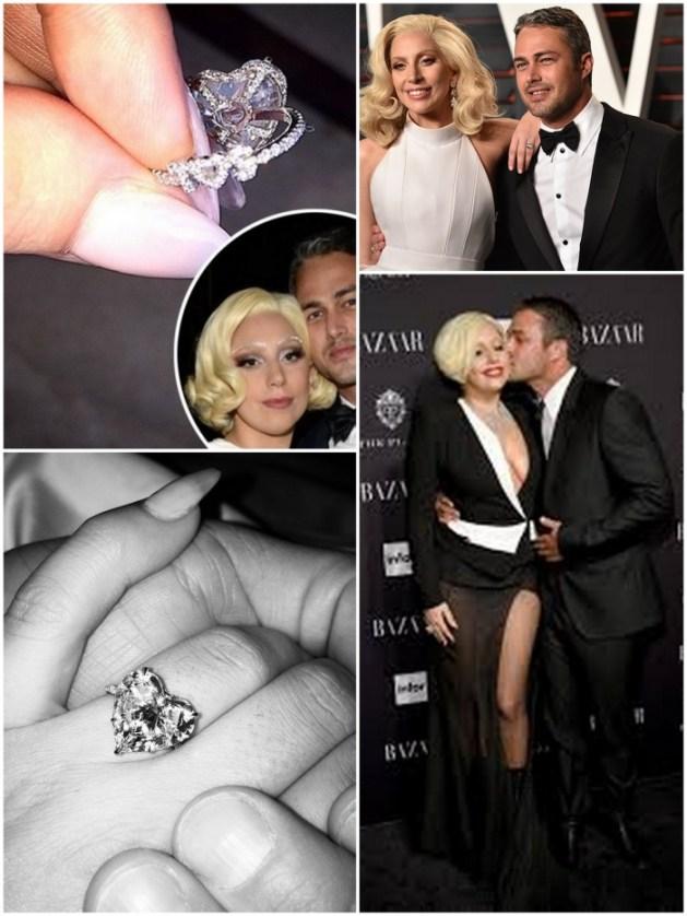 Taylor Kinney and Lady Gaga-Proposal-A2zWeddingCards