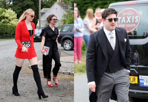 Kit Harington and Rose Leslie's Wedding 15