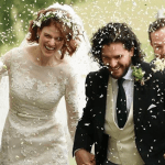 Kit Harington and Rose Leslie's Wedding 2