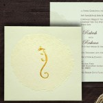 Ganesha Hindu wedding Invitations