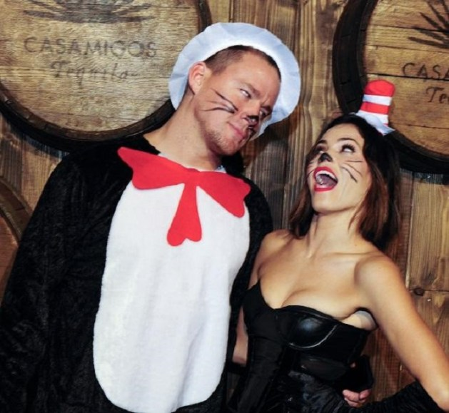 Channing Tatum Dr Seuss Halloween