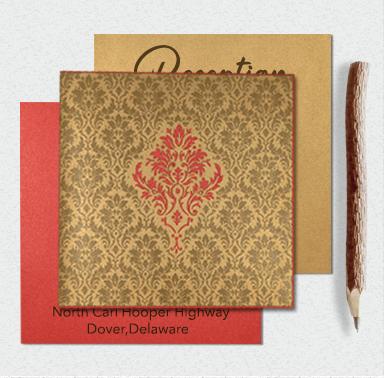 Wedding Cards Unique