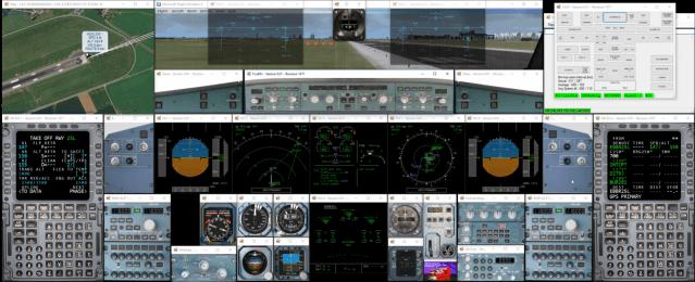 Simulator Software Characteristics | A320 Simulator