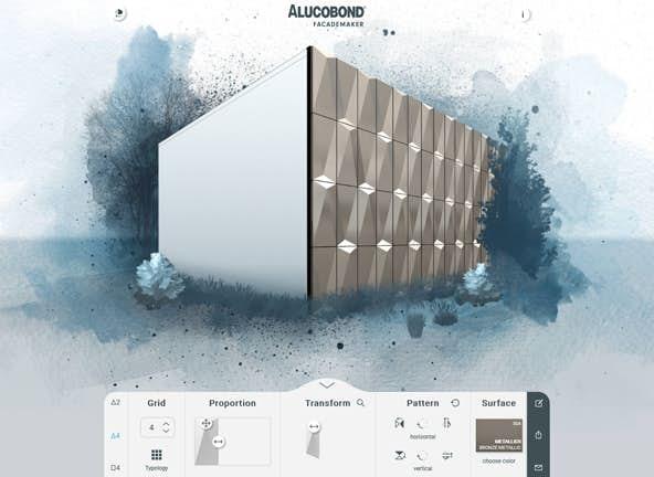 alucobond facademaker