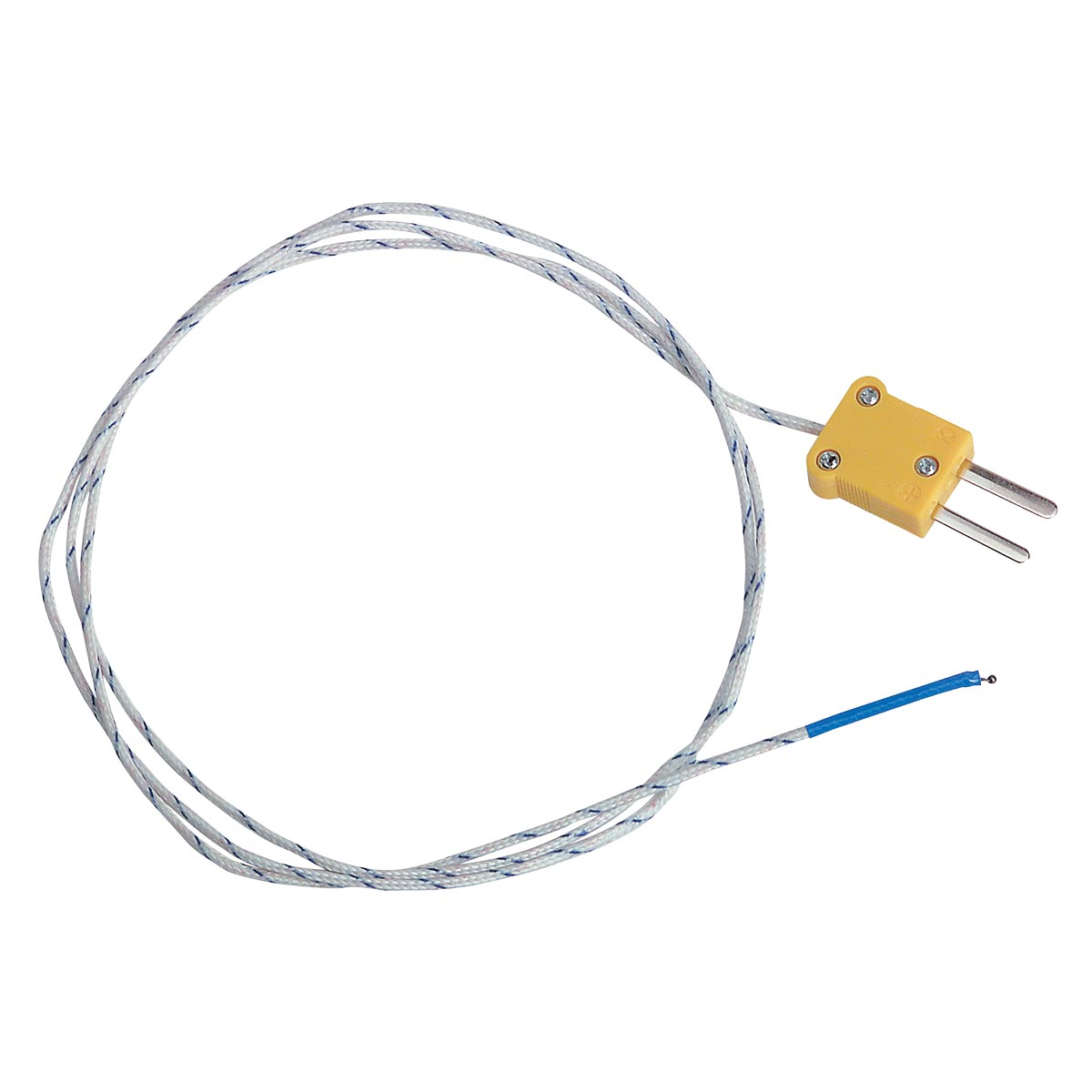 Bead Wire Type K Temperature Probe 40 To 482f