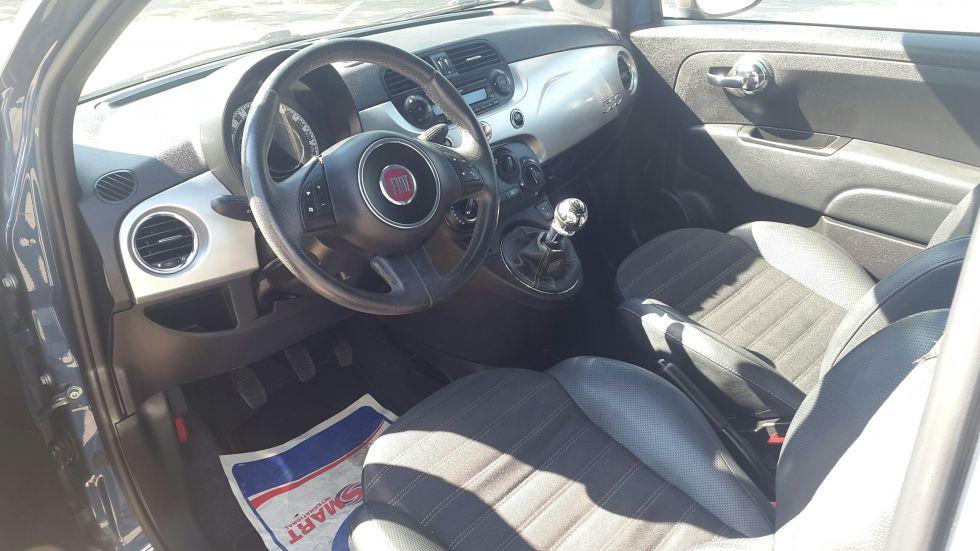Fiat 500 TwinAir By Diesel A3M Auto