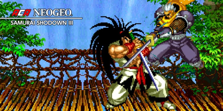 Switch_AcaNeo geo Samurai Shodown III