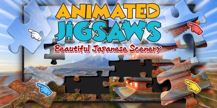 Switch_Animated Jigsaws Beautiful Japanese Scenery