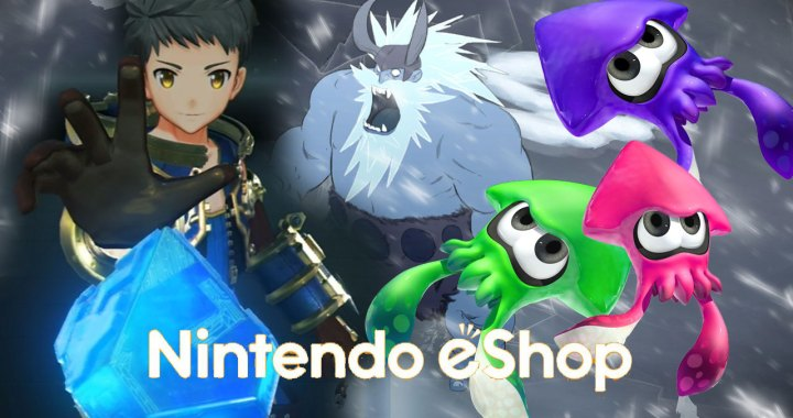 Nintendo Download: Vikings, Shadow Cores and Squids!