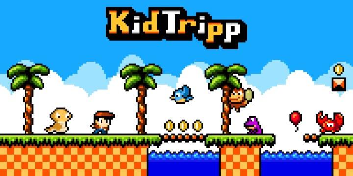 Kid Tripp 3DS