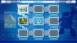 MegaMan11 screen