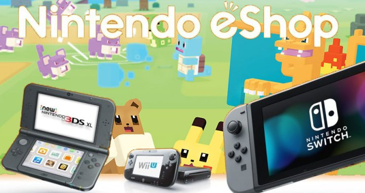 Nintendo Download, May 31, 2018: Pokémon Cubed!