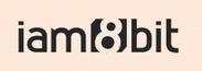 I am 8 bit logo