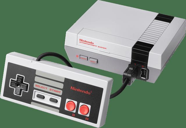 NES Classic Edition returns June 29, 2018