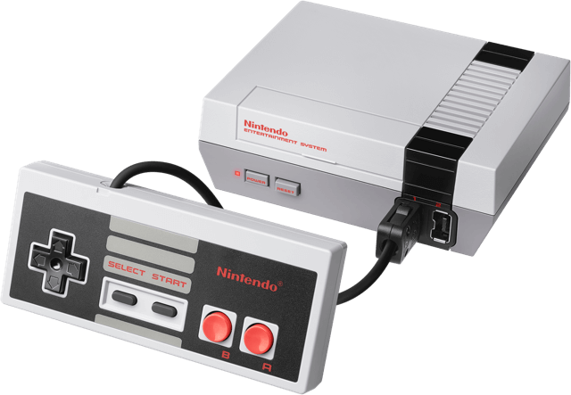 NES Classic Edition returns June 29, 2018