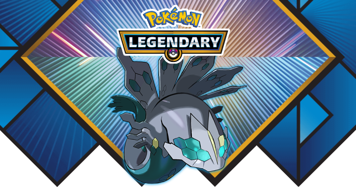 Shiny Zygarde in June!