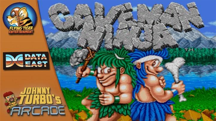 Johnny Turbo's Arcade Joe and Mac Caveman Ninja
