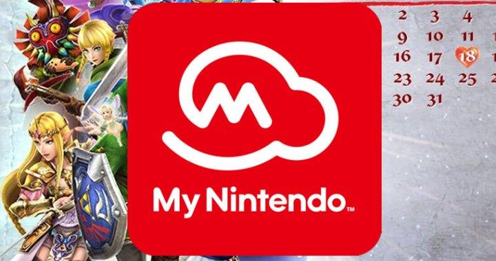 Zelda - May My Nintendo rewards