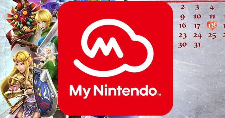 Zelda - May My Nintendo rewards