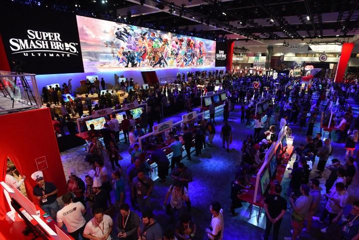 Nintendo at E3 2018