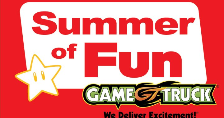 Nintendo Switch Summer of Fun 2018 GameTruck