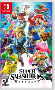 Switch Super Smash Bros Ultimate pkg