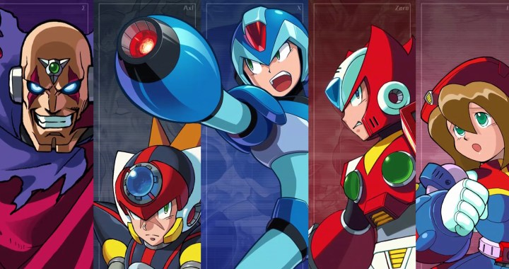 "Mega Man X Legacy Collection ""X Challenge Mode"" details and 30th Anniversary Sweepstakes"