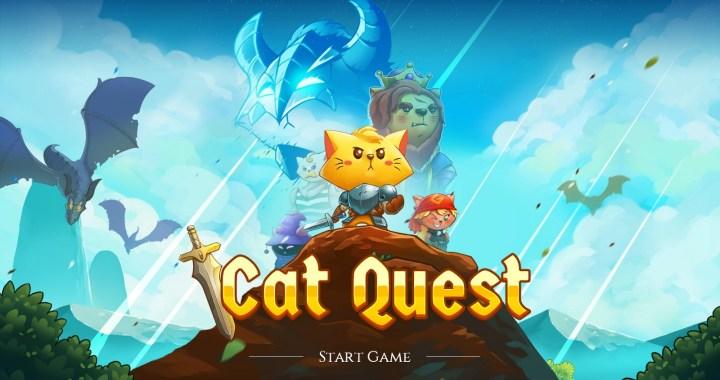 Cat Quest (Nintendo Switch)