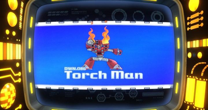 Mega Man 11 Torch Man