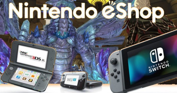 Nintendo Download, July 5, 2018: Ancient Dragons and Byte-Sized Battles