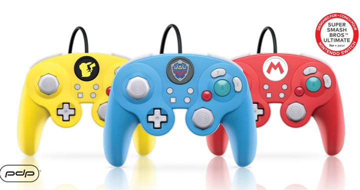 Wired Smash Pad Pro for Nintendo Switch