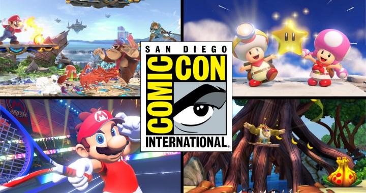 Nintendo Brings Super Smash Bros. Ultimate to Fans at San Diego Comic-Con